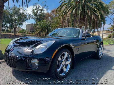 2007 Pontiac Solstice 2dr Convertible GXP