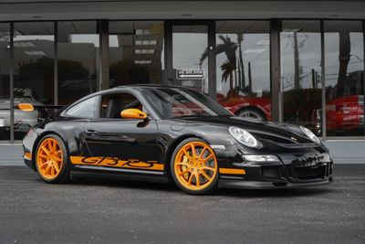 2007 Porsche 911 2dr Coupe GT3 RS