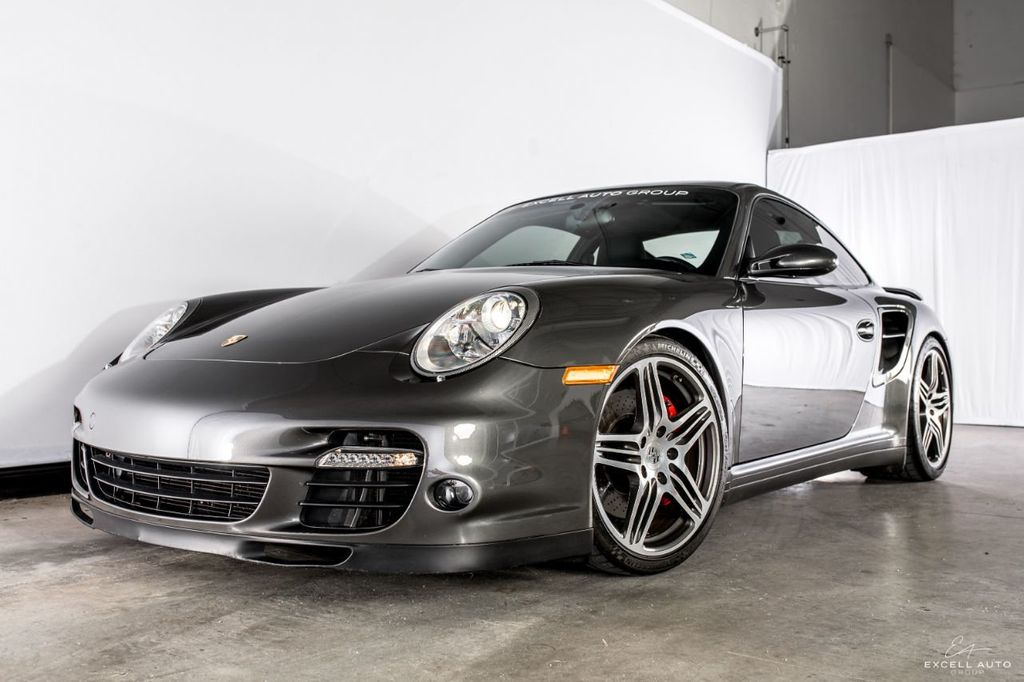 2007 Used Porsche 911 2dr Coupe Turbo At Excell Auto Group