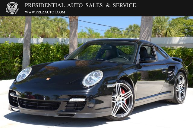 Used Porsche 911 For Sale >> 2007 Used Porsche 911 2dr Coupe Turbo At Presidential Auto Sales Service And Leasing Serving Palm Beach Boca Raton Delray Beach Fl Iid 19018746