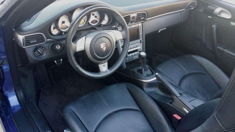 2007 Porsche 911 911 Carrera S Cabriolet - 17136465 - 16