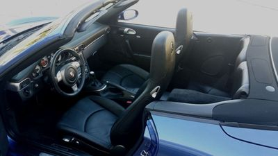2007 Porsche 911 911 Carrera S Cabriolet - Click to see full-size photo viewer