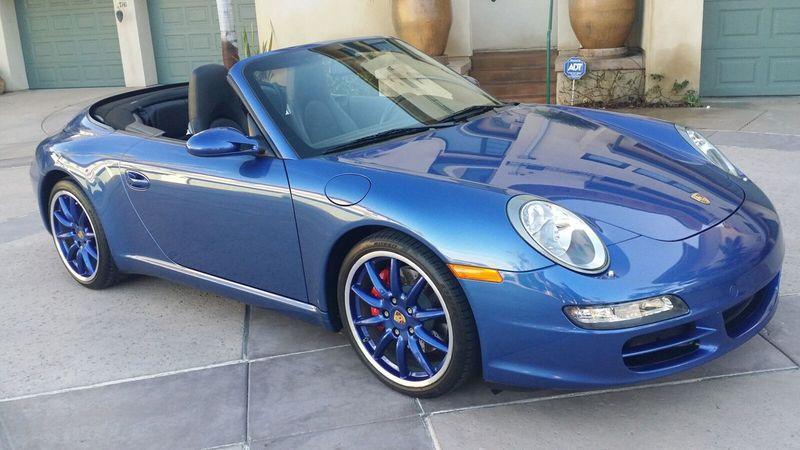 2007 Porsche 911 911 Carrera S Cabriolet - 17136465 - 45