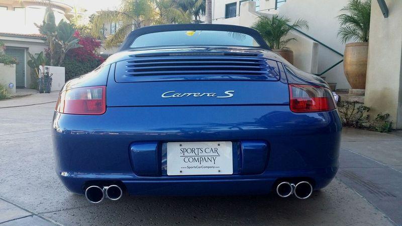 2007 Porsche 911 911 Carrera S Cabriolet - 17136465 - 51