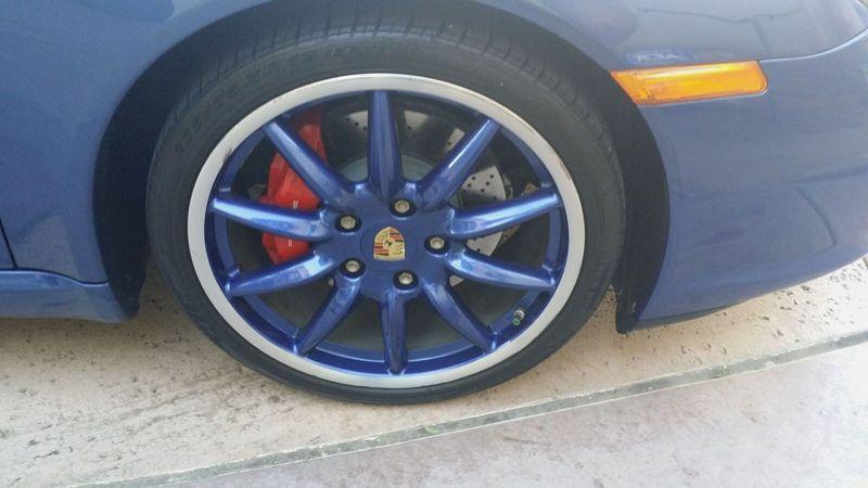 2007 Porsche 911 911 Carrera S Cabriolet - 17136465 - 56