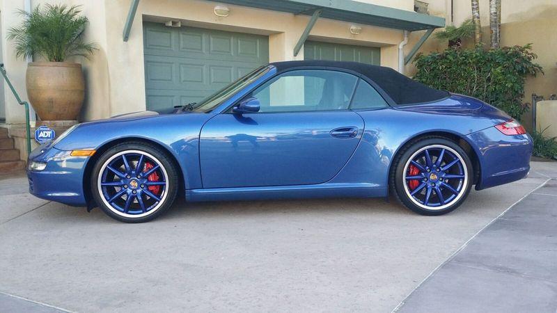 2007 Porsche 911 911 Carrera S Cabriolet - 17136465 - 58