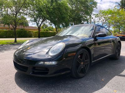 2007 Porsche 911 Carrera Coupe