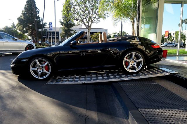 2007 Porsche 911 Carrera S Cabriolet - Click to see full-size photo viewer