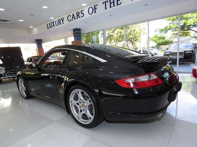 2007 Porsche 911 Targa 4S 6 Speed Manual - Click to see full-size photo viewer