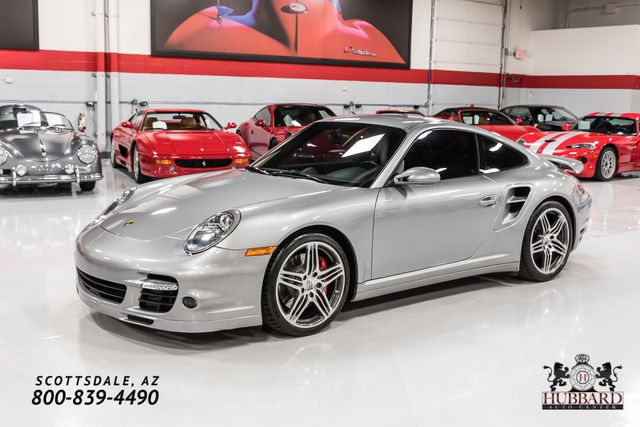 2007 Porsche 911 Turbo 1-Owner, Scottsdale car, loaded with upgrades - Click to see full-size photo viewer