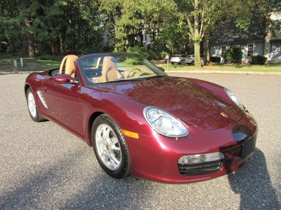Used Porsche Boxster At Momentum Motorcars Inc Serving