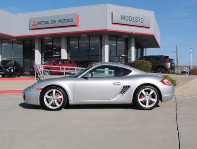 2007 Porsche Cayman 2dr Coupe S