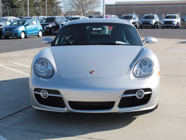 2007 Porsche Cayman 2dr Coupe S - Click to see full-size photo viewer