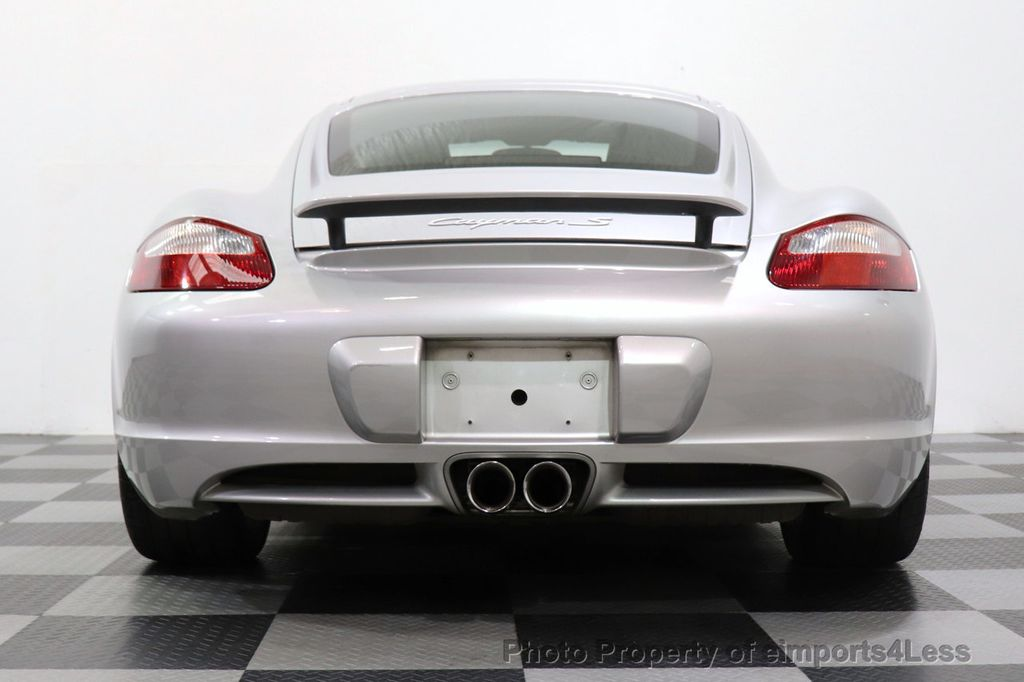2007 Porsche Cayman CERTIFIED CAYMAN S 6 SPEED MANUAL HEATED SEATS - 18467693 - 13