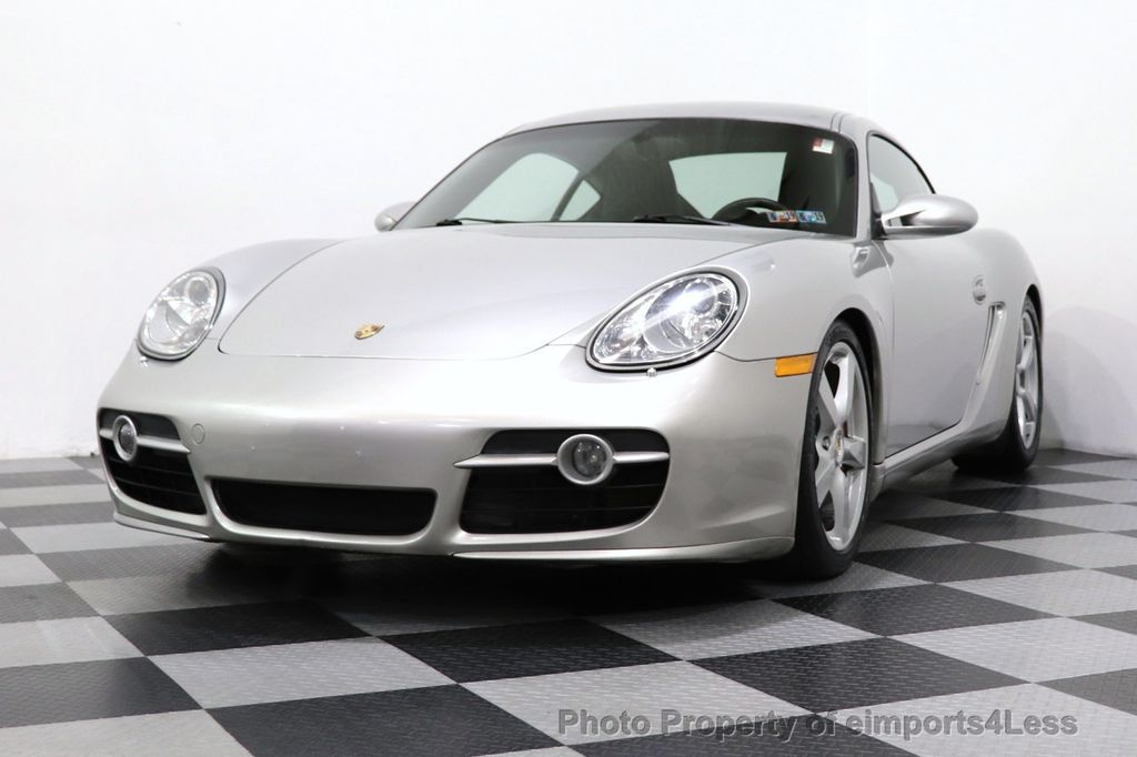 2007 Porsche Cayman CERTIFIED CAYMAN S 6 SPEED MANUAL HEATED SEATS - 18467693 - 23
