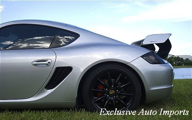 2007 Porsche Cayman S - Click to see full-size photo viewer