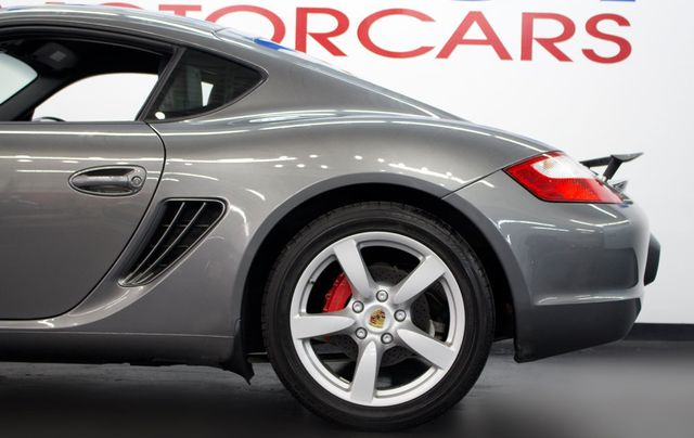 2007 Porsche Cayman S CPE - Click to see full-size photo viewer