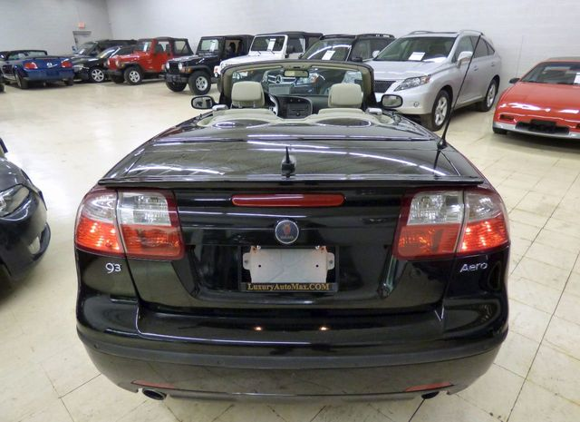 2007 Saab 9-3 2dr Convertible Automatic Aero - Click to see full-size photo viewer