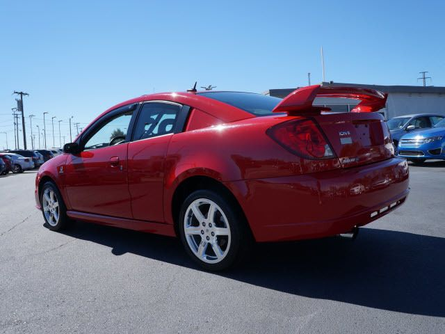 2007 Saturn Ion 4dr Quad Cpe Red Line *Ltd Avail* - 11731888 - 2