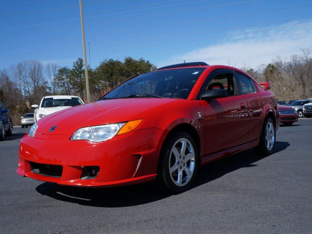 2007 Saturn Ion 4dr Quad Cpe Red Line *Ltd Avail* - 11731888 - 3