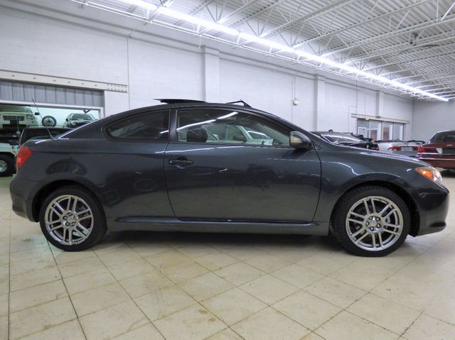 2007 Scion tC Base Trim - Click to see full-size photo viewer