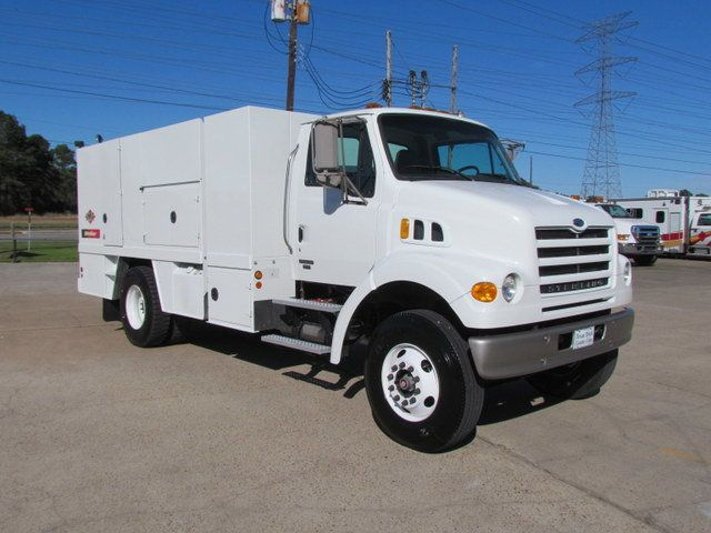 2007 Sterling L7500 Fuel - Lube Truck - 15141823 - 1
