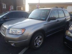 2007 Subaru Forester - JF1SG63697G713610