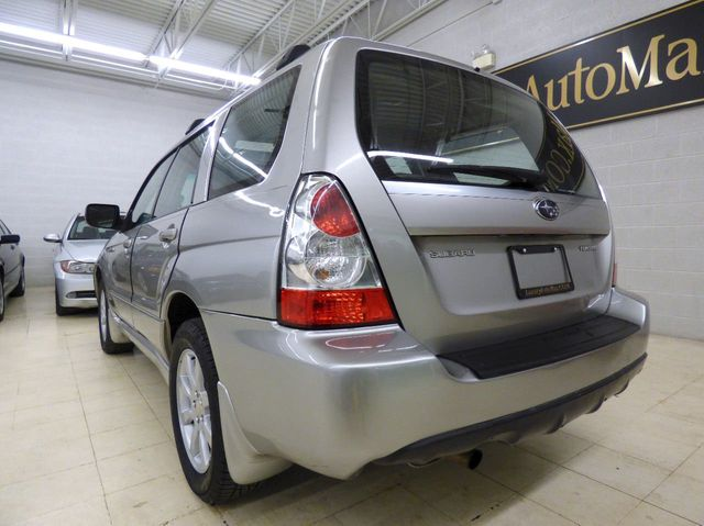 2007 Subaru Forester AWD 4dr H4 MT X w/Premium Pkg - Click to see full-size photo viewer