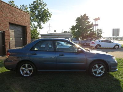 2007 Subaru Impreza Sedan 4dr H4 Automatic i - Click to see full-size photo viewer