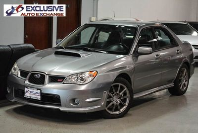 2007 Subaru Impreza Sedan WRX STI Limited - Click to see full-size photo viewer