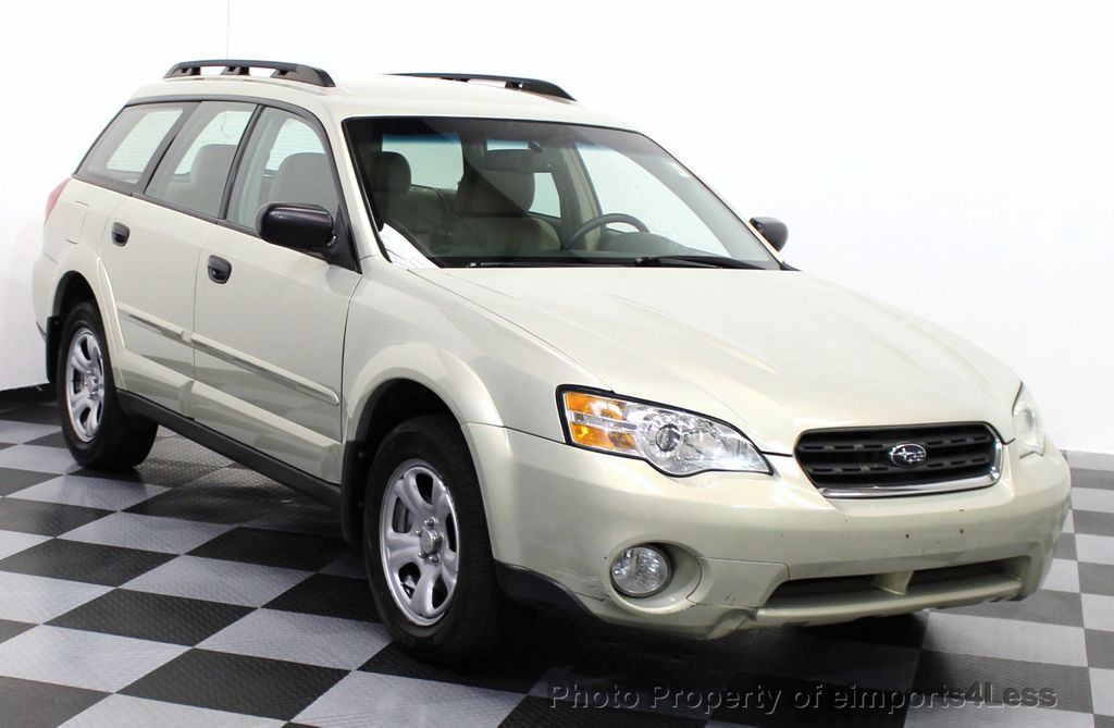 2007 Used Subaru Outback At Eimports4less Serving Doylestown Bucks