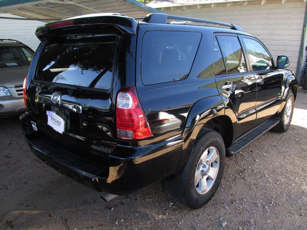 2007 Toyota 4Runner 2WD 4dr V6 SR5   14660255   3
