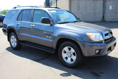 2007 Toyota 4Runner 4WD SR5 LEATHER MOONROOF w/3RD ROW SEAT SUV