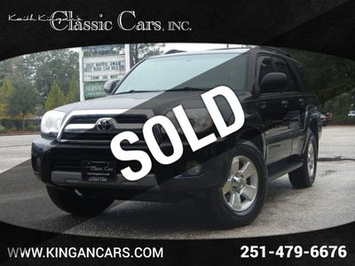 2007 Toyota 4Runner V6 SR5 w/Leather & Sunroof SUV