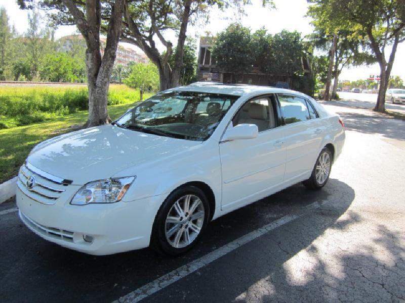 2007 used toyota avalon xls at l g e auto sales serving wilton manors fl iid 9816558. Black Bedroom Furniture Sets. Home Design Ideas