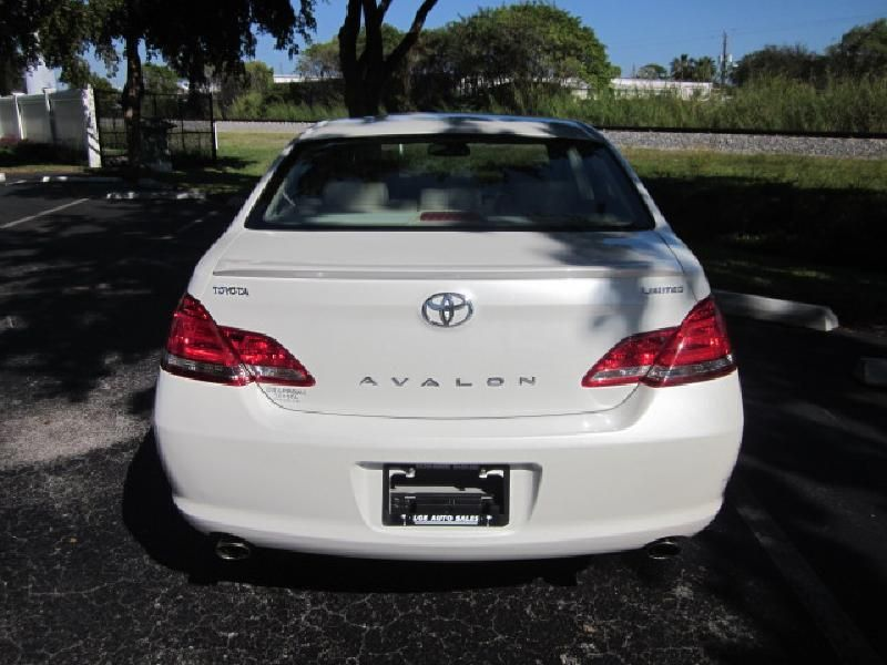 2007 Toyota Avalon XLS - 9816558 - 3