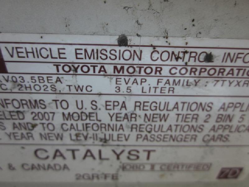 2007 Toyota Avalon XLS - 9816558 - 8