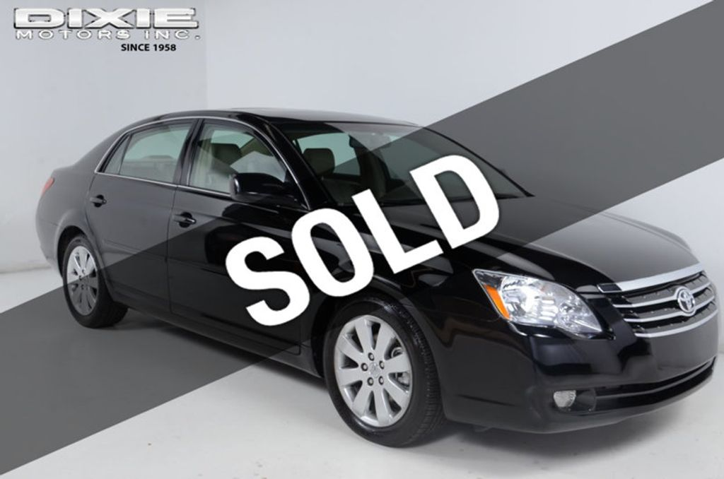 2007 Toyota Avalon XLS LOCAL ONE OWNER LOW MILES HEATED LEATHER GREAT MICHELINS - 16207897 - 0