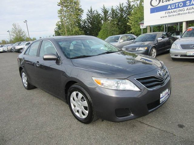 2007 toyota camry le hp