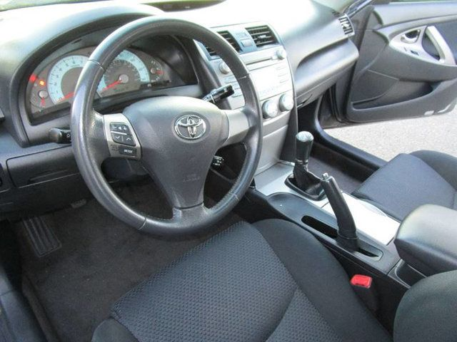 manual toyota camry 2007