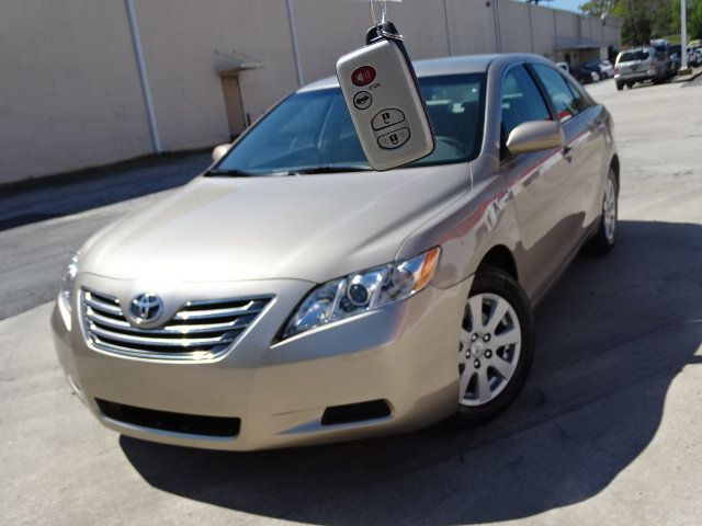 Awesome 2007 Toyota Camry Hybrid 4dr Sedan   17556243   41