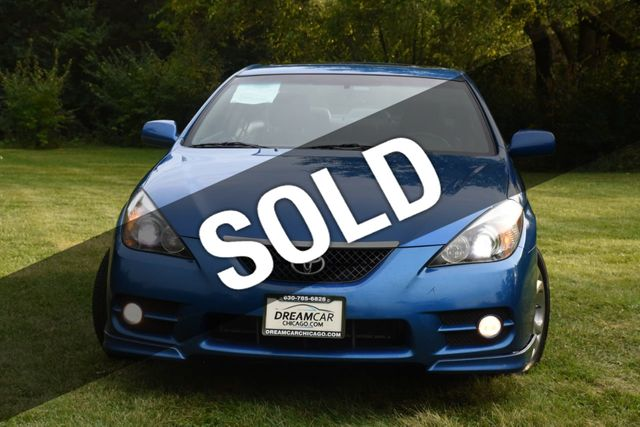 2007 Used Toyota Camry Solara 2dr Coupe V6 Automatic SE Sport at Dream Car  Chicago Inc Serving Villa Park, IL, IID 18786360