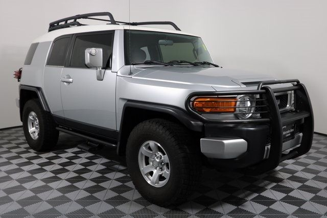 Used Toyota Fj Cruiser >> 2007 Used Toyota Fj Cruiser 4wd 4dr Automatic At Mercedes Benz Of