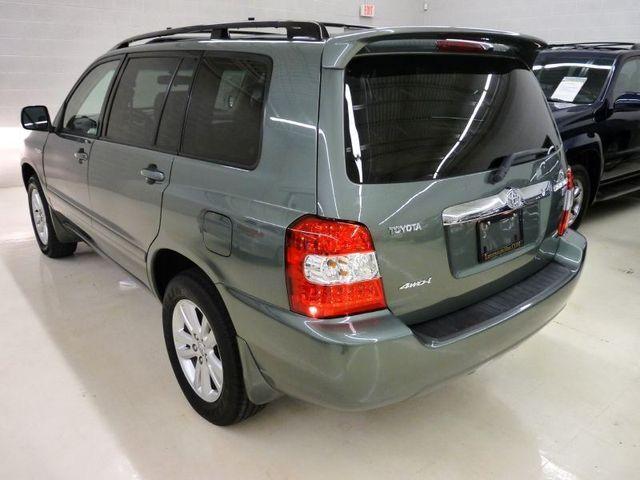 Used Toyota Highlander Hybrid At Luxury AutoMax Serving - 2007 highlander