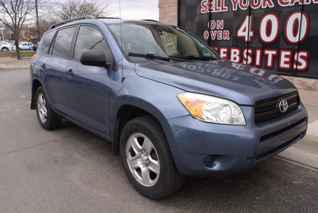 2007 Toyota RAV4 4WD 4dr 4-cyl - 14890981 - 0 & 2007 Used Toyota RAV4 4WD 4dr 4-cyl at The Internet Car Lot Serving ...