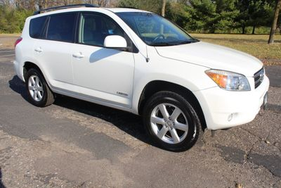 2007 Toyota RAV4 V6 AWD LIMITED w/ NEW TIRES SUV