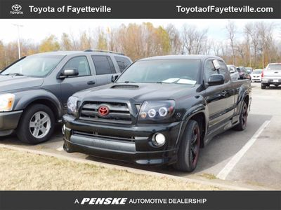 2007 Toyota Tacoma 2WD Access V6 MT X-Runner Truck