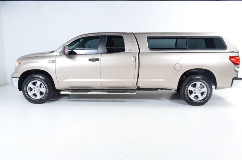 2007 Toyota Tundra SR5-DOUBLE CAB-POWER SEAT-5.7 V8-TOPPER-VERY NICE TRUCK - 16629121 - 8