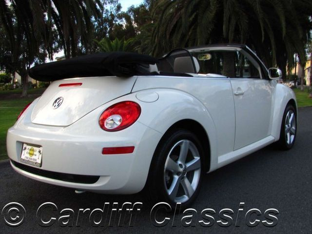 volkswagen  beetle convertible convertible  cardiff classics serving encinitas