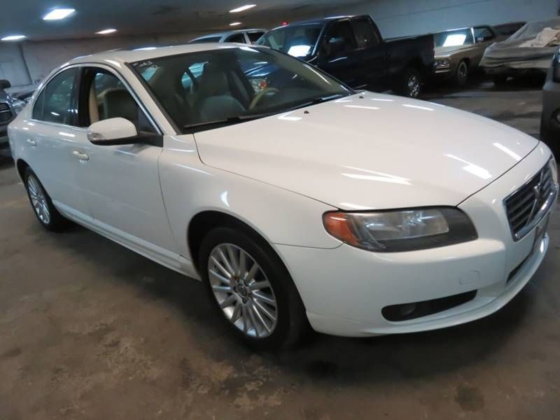 2007 Used Volvo S80 PREMIUM 3.2L at Contact Us Serving Cherry Hill, NJ, IID 18449378